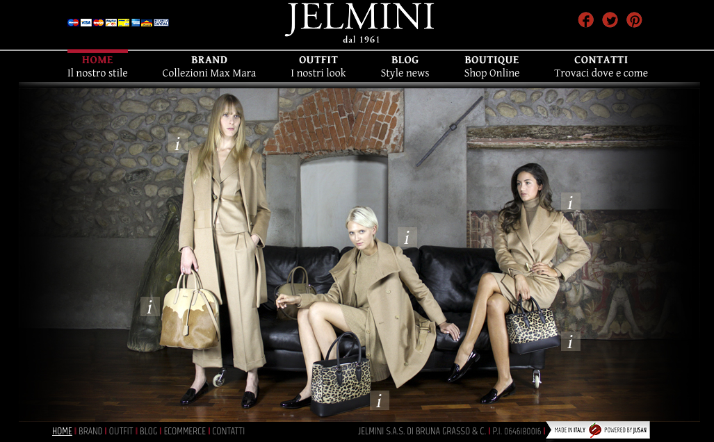 boutique Jelmini