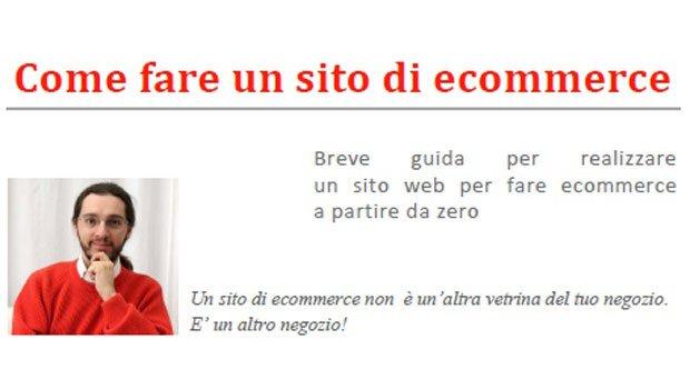 sito di ecommerce