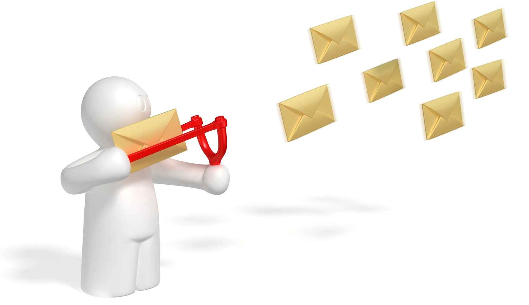 how to write a direct marketing email