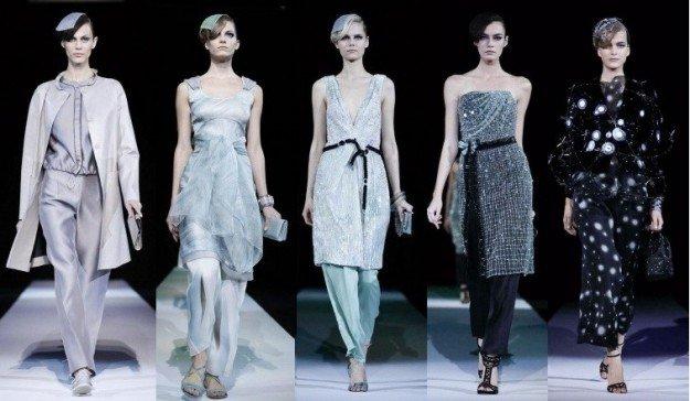 giorgio armani fashion ecommerce