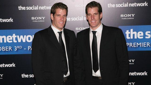 i gemelli Winklevoss