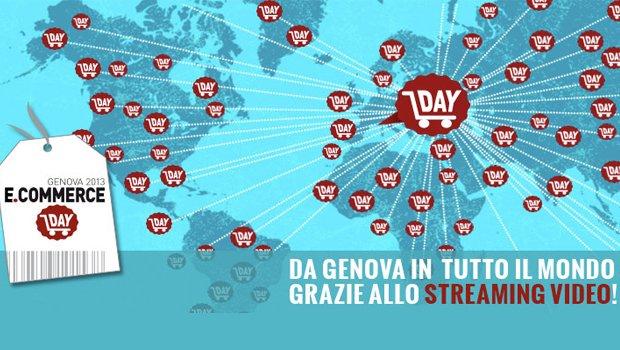 Streaming ecommerce day genova