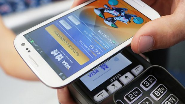 mobile payments TIM VISA