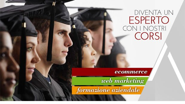 corsi ecommerce e corsi web marketing