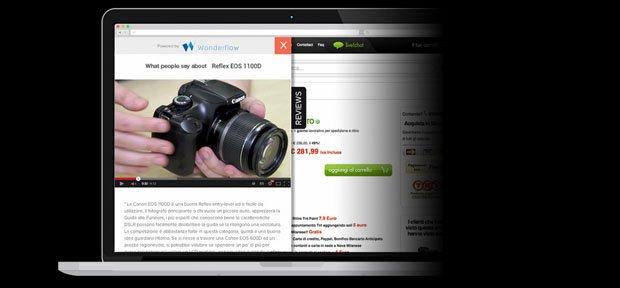 Wonderflow - Recensioni e video-recensioni per gli ecommerce
