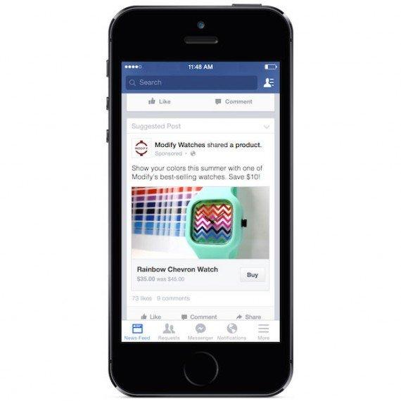 facebook-pulsante-acquista