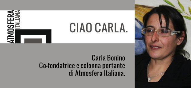 Carla Bonino co-fondatrice di Atmosfera Italiana, il nostro saluto di EcommerceGuru