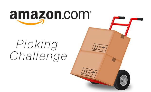 Amazon picking challenge | Ecommerce Guru
