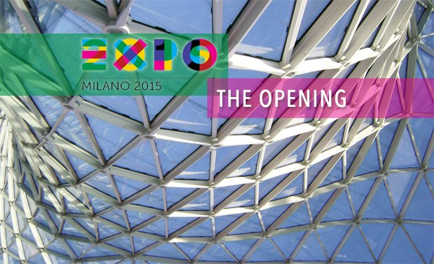 Expo 2015 The Opening | Ecommerce Guru