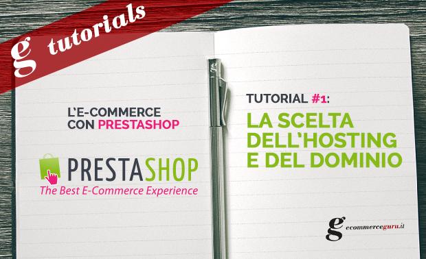 L'e-commerce con Prestashop tutorial 1   Ecommerce Guru