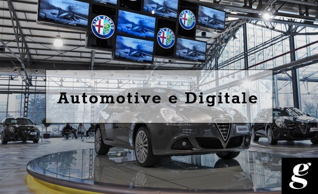 Canale digitale per l'automotive | Ecommerce Guru