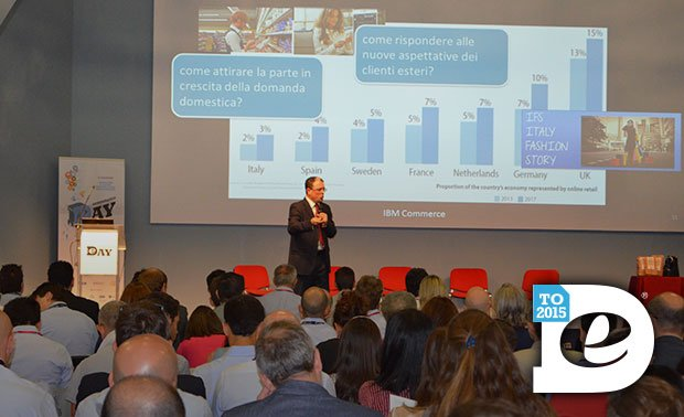 Felice Petrignano all'Ecommerce Day: il customer to business