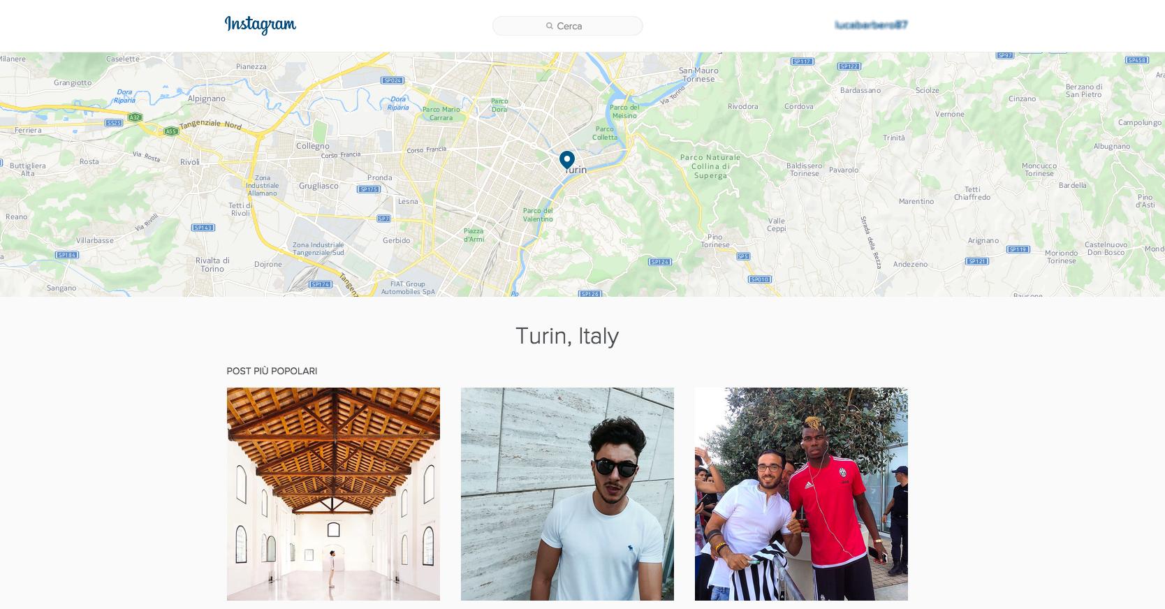 Instagram funzione cerca da desktop - Torino | Ecommerce Guru