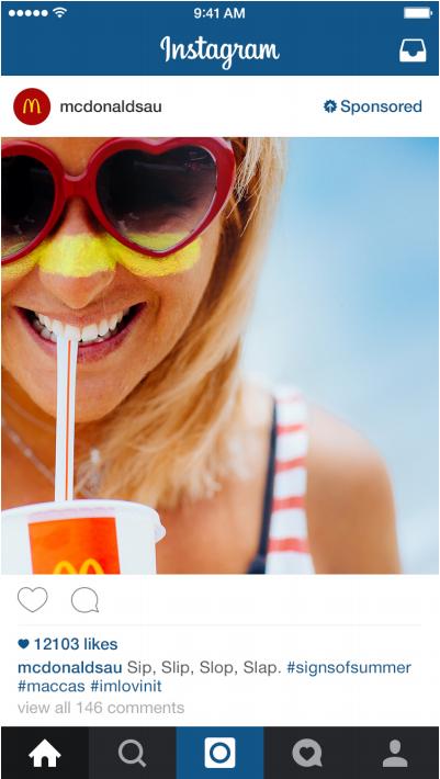 mcdonald's post campagna signs of summer | ecommerceguru