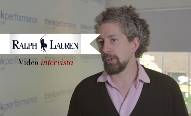 Video intervista a Ralph Lauren | Ecommerce Guru