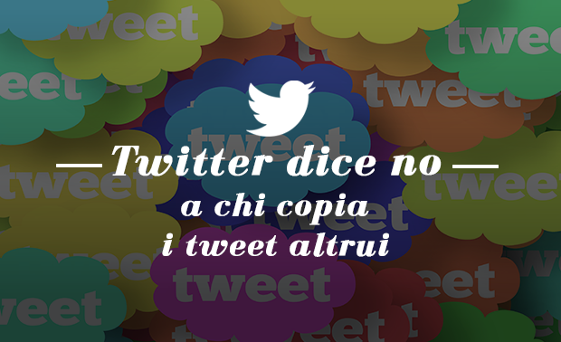 twitter impone il copyright sui tweet | ecommerce guru