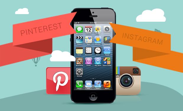 instagram+pinterest