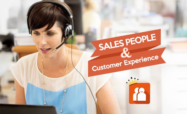 Salespeople-Customer