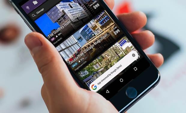 app-streamed