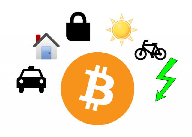 Built on Bitcoin