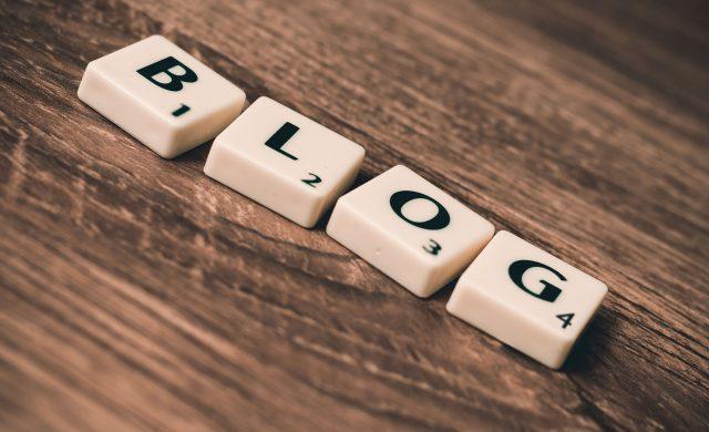 Scrivere su un blog in quattro mosse