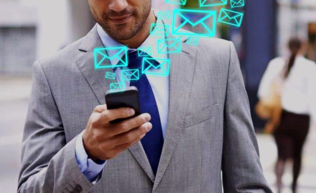 Alcuni dati sull'email mobile