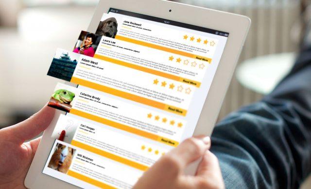 Recensioni online: come sfruttarle appieno
