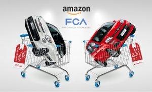 Amazon e FCA: un accordo che guarda al futuro
