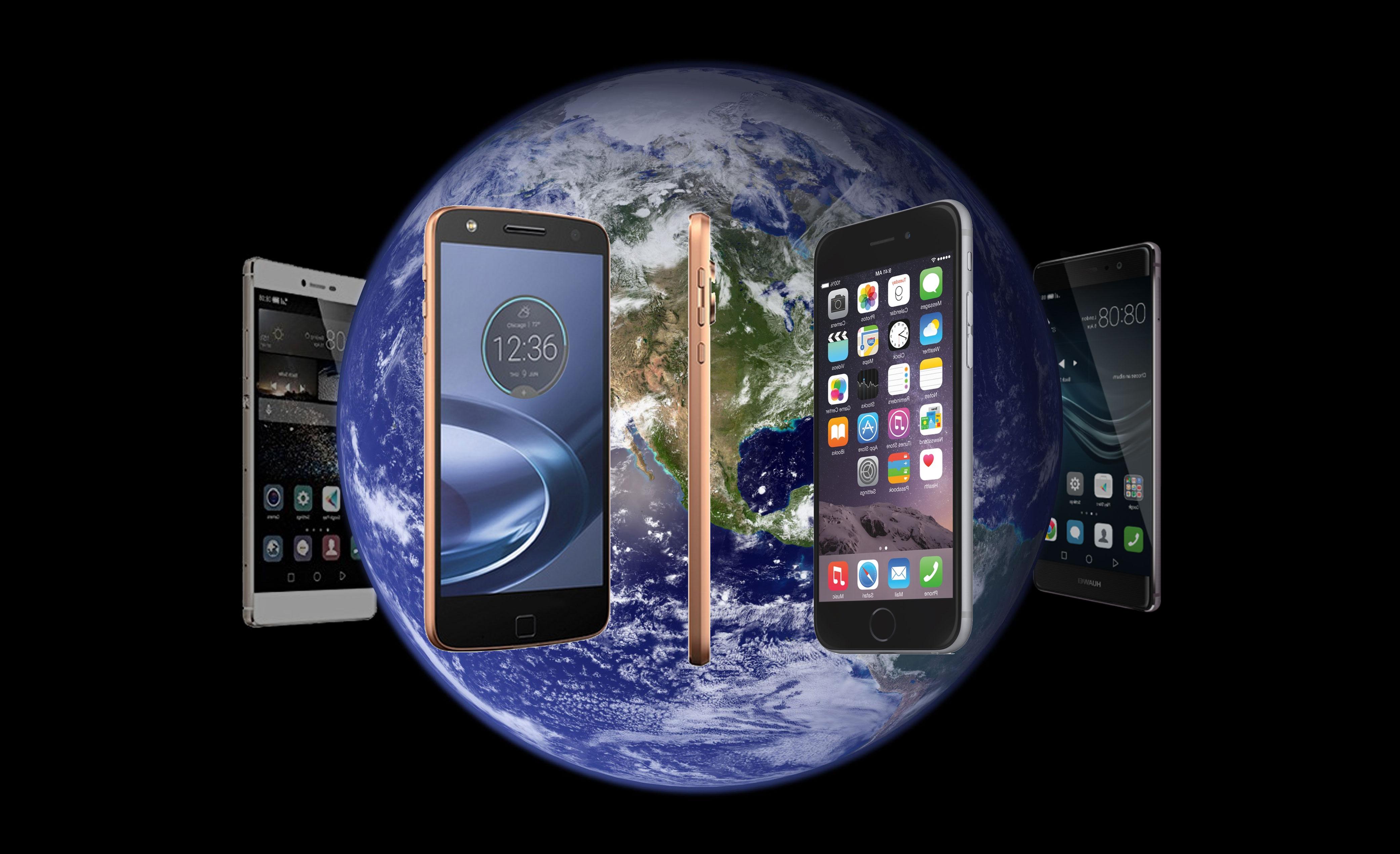 Diffusione mobile devices nel mondo