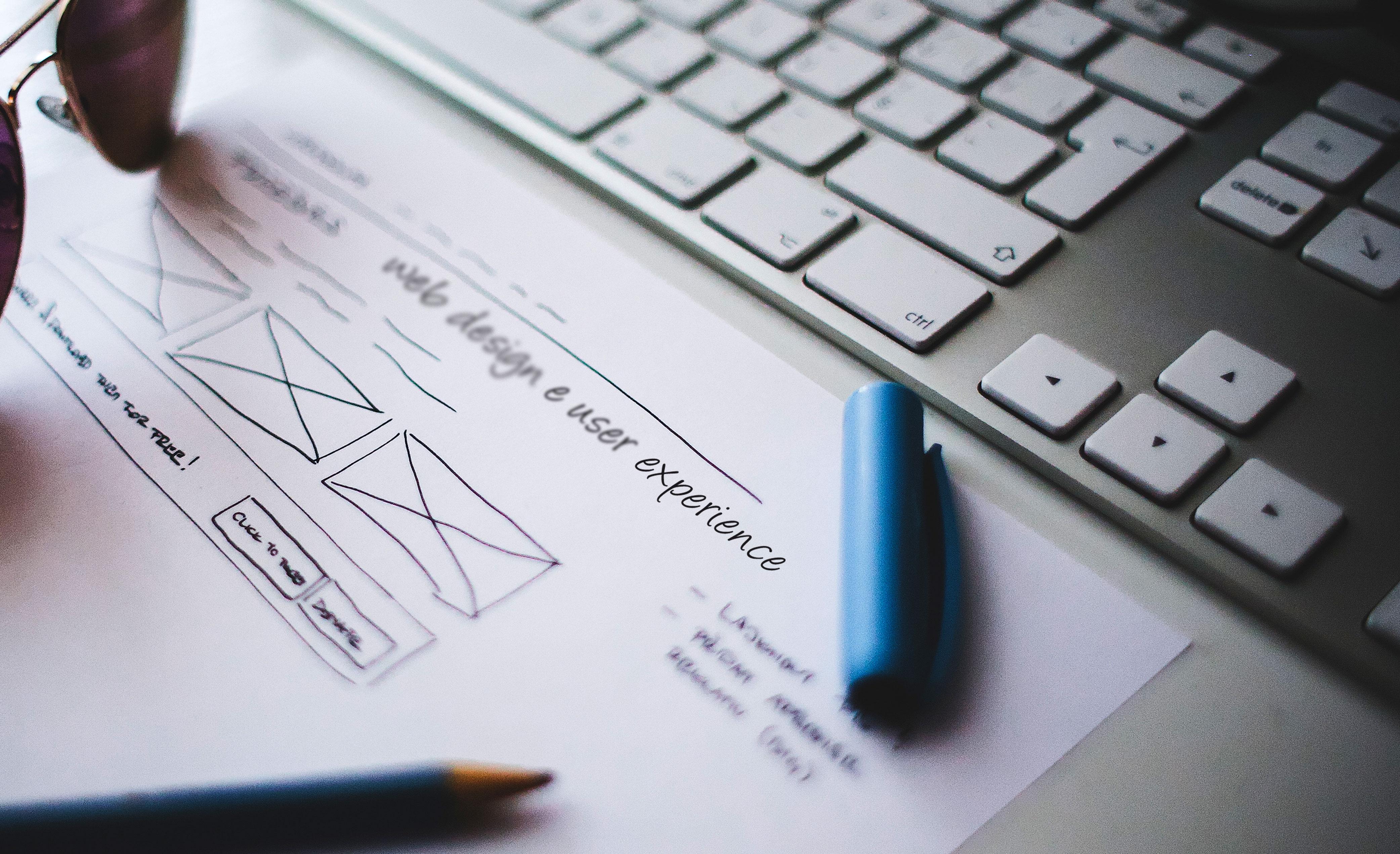 Web design 2017? Ecco i trend più in voga