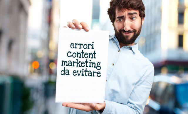 Mai ignorare il Content Marketing
