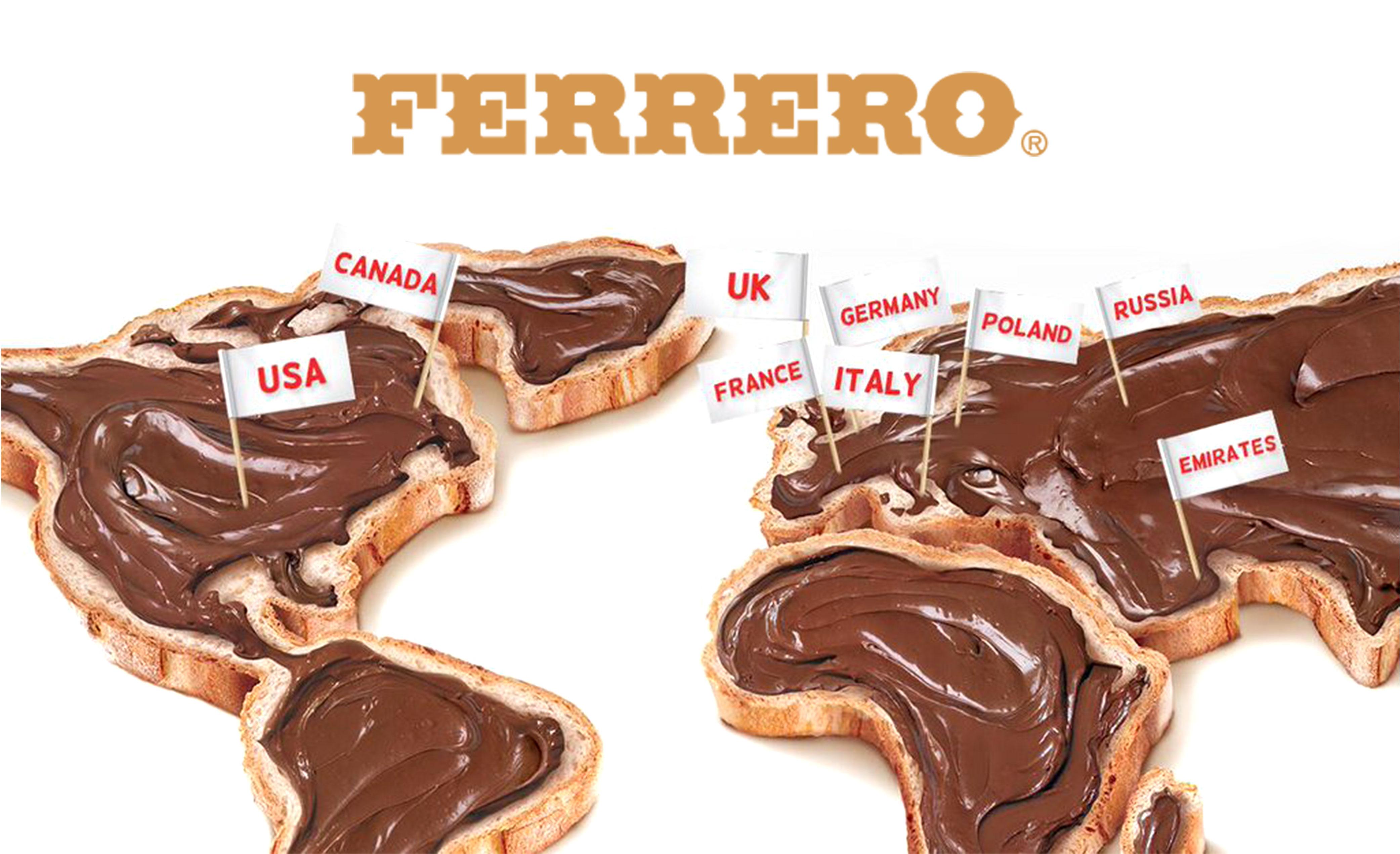 Da piccola pasticceria a multinazionale dell'industria dolciaria: il caso di Ferrero