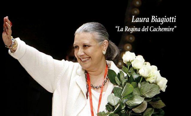 Laura Biagiotti: regina al servizio di una moda senza confini