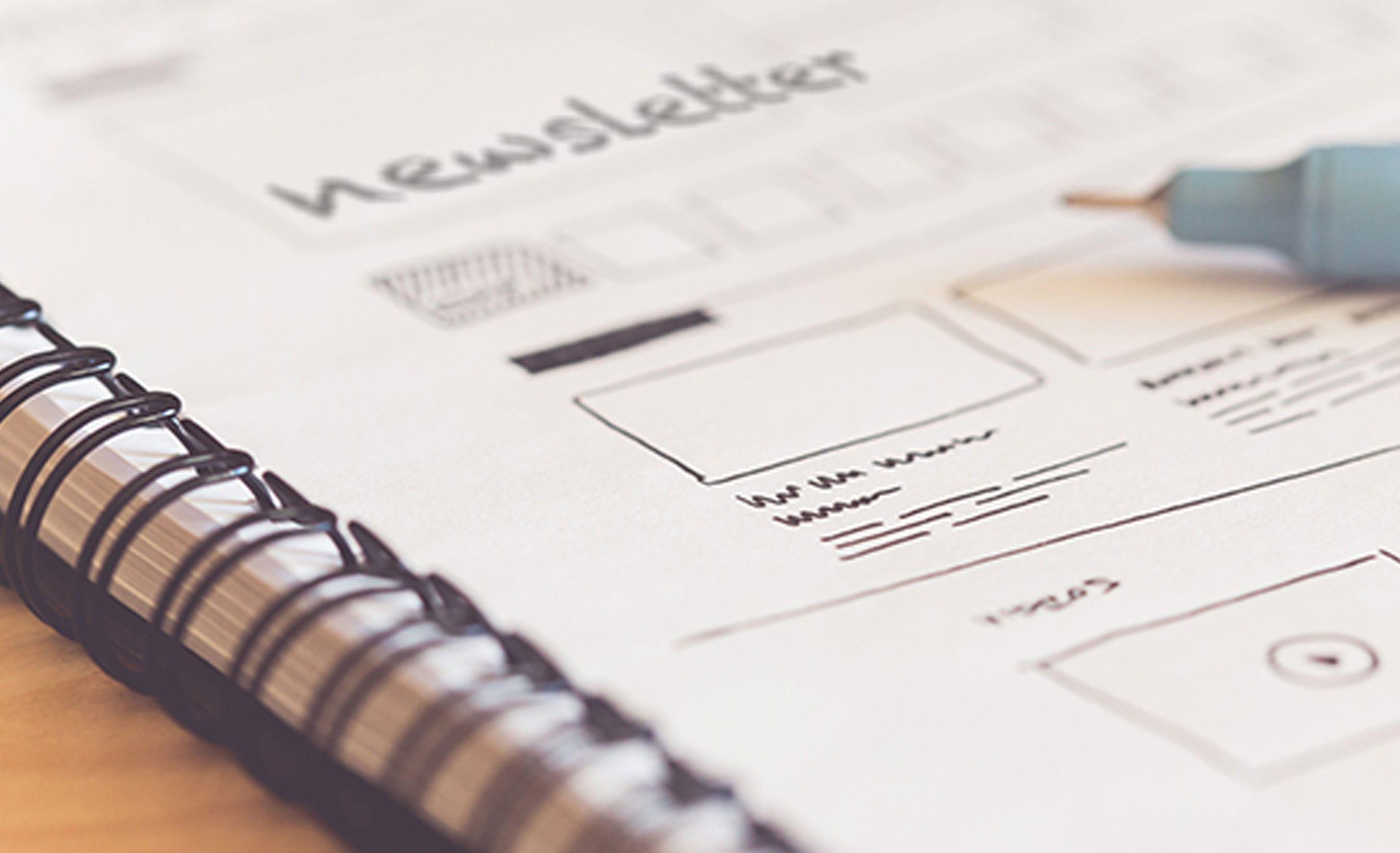 Tre consigli per creare una newsletter impeccabile