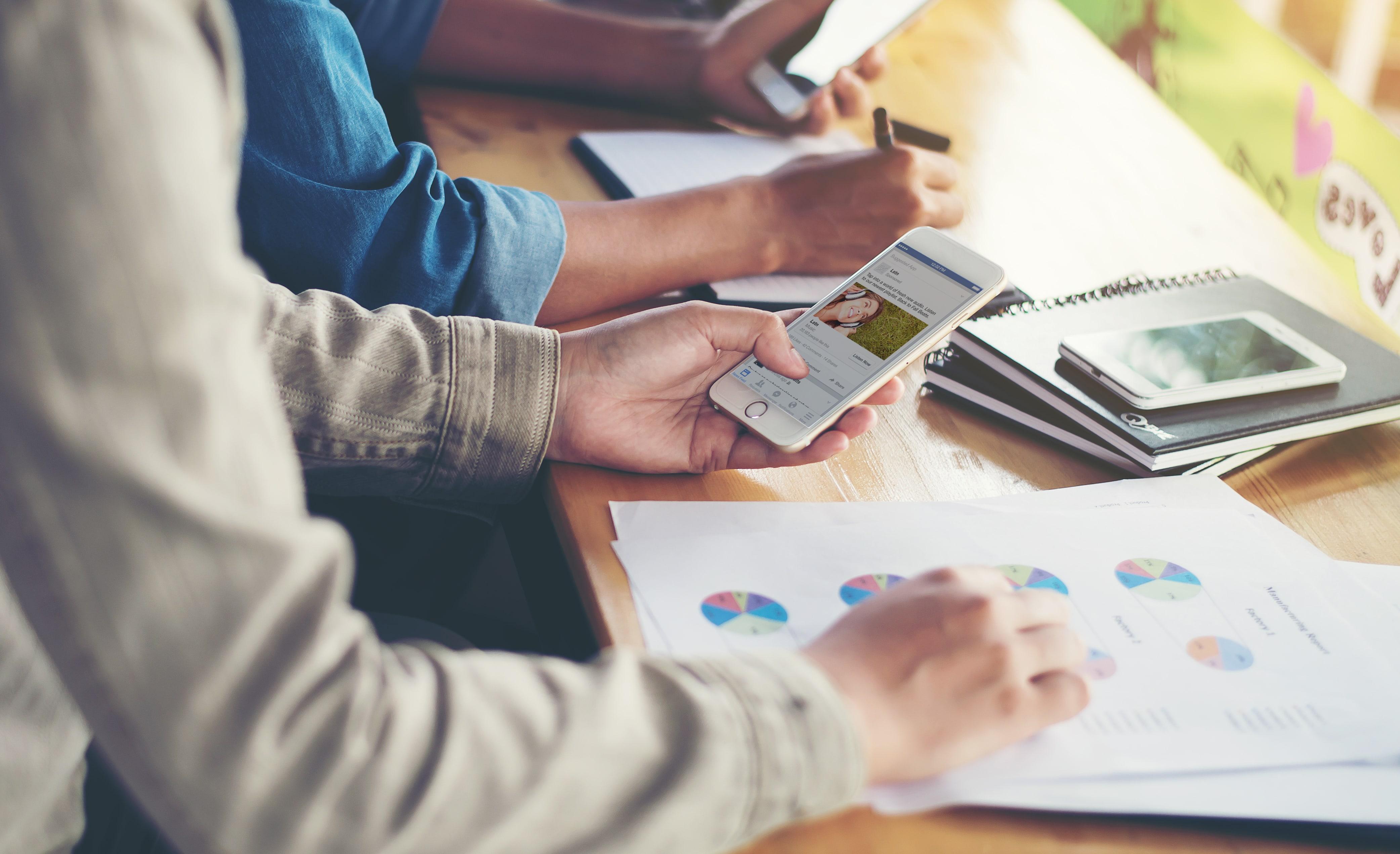 Le cinque regole del social media marketing