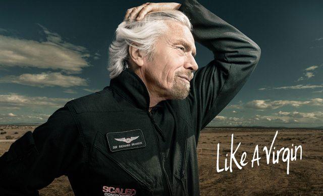 Like a Virgin: la storia di Richard Branson