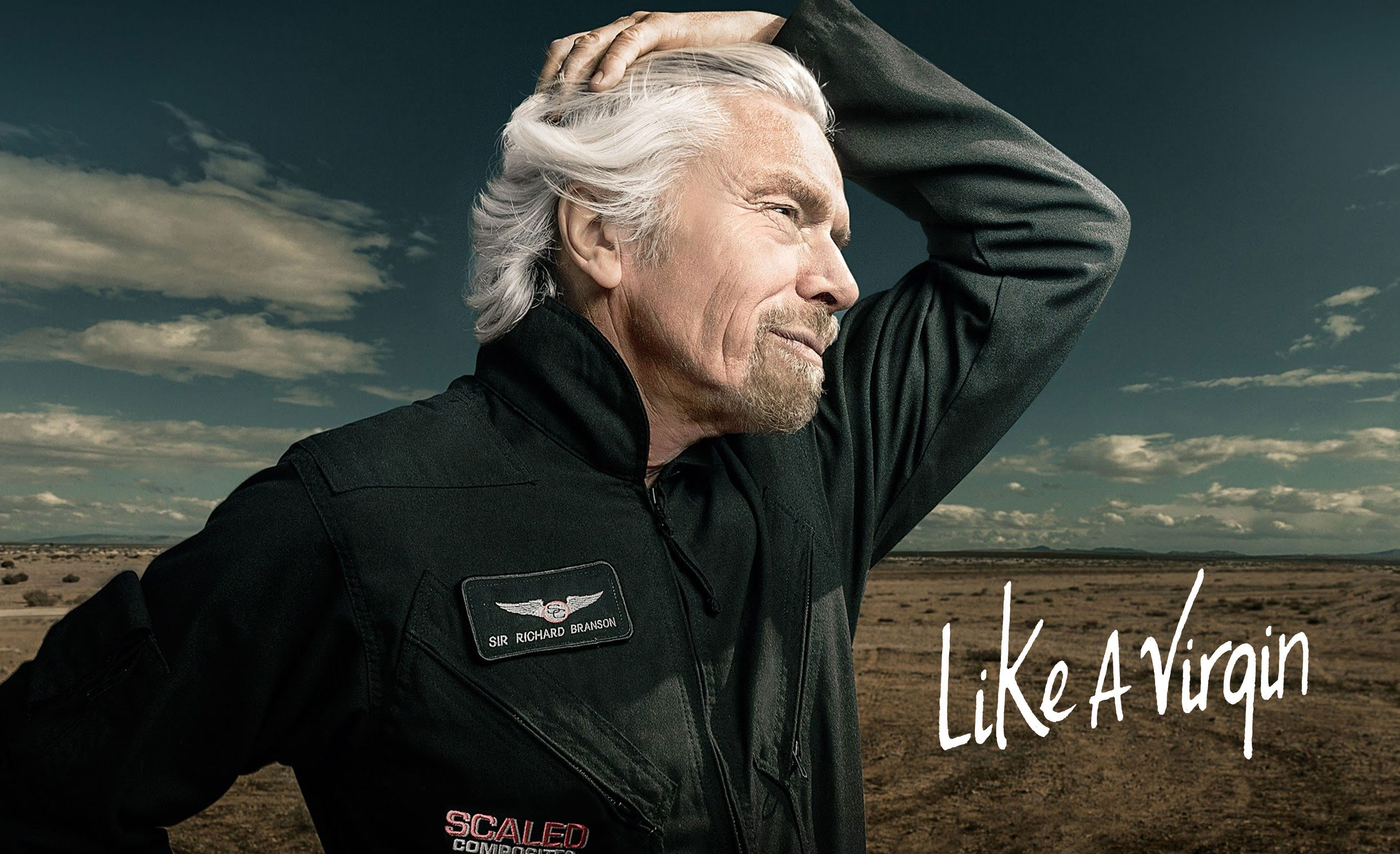 Like a Virgin: la storia di Richard Branson