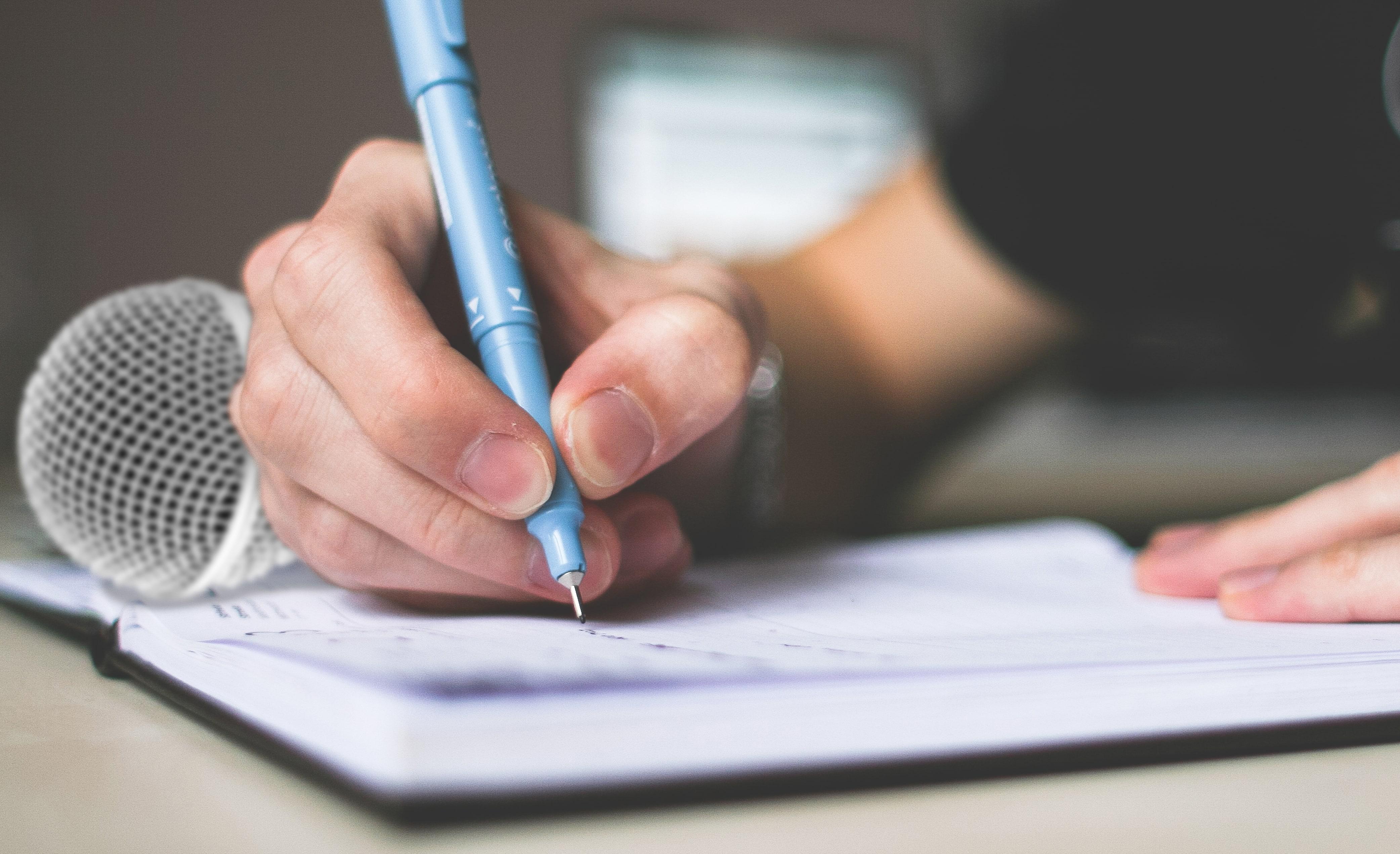 Quattro consigli per prepare un'intervista accattivante
