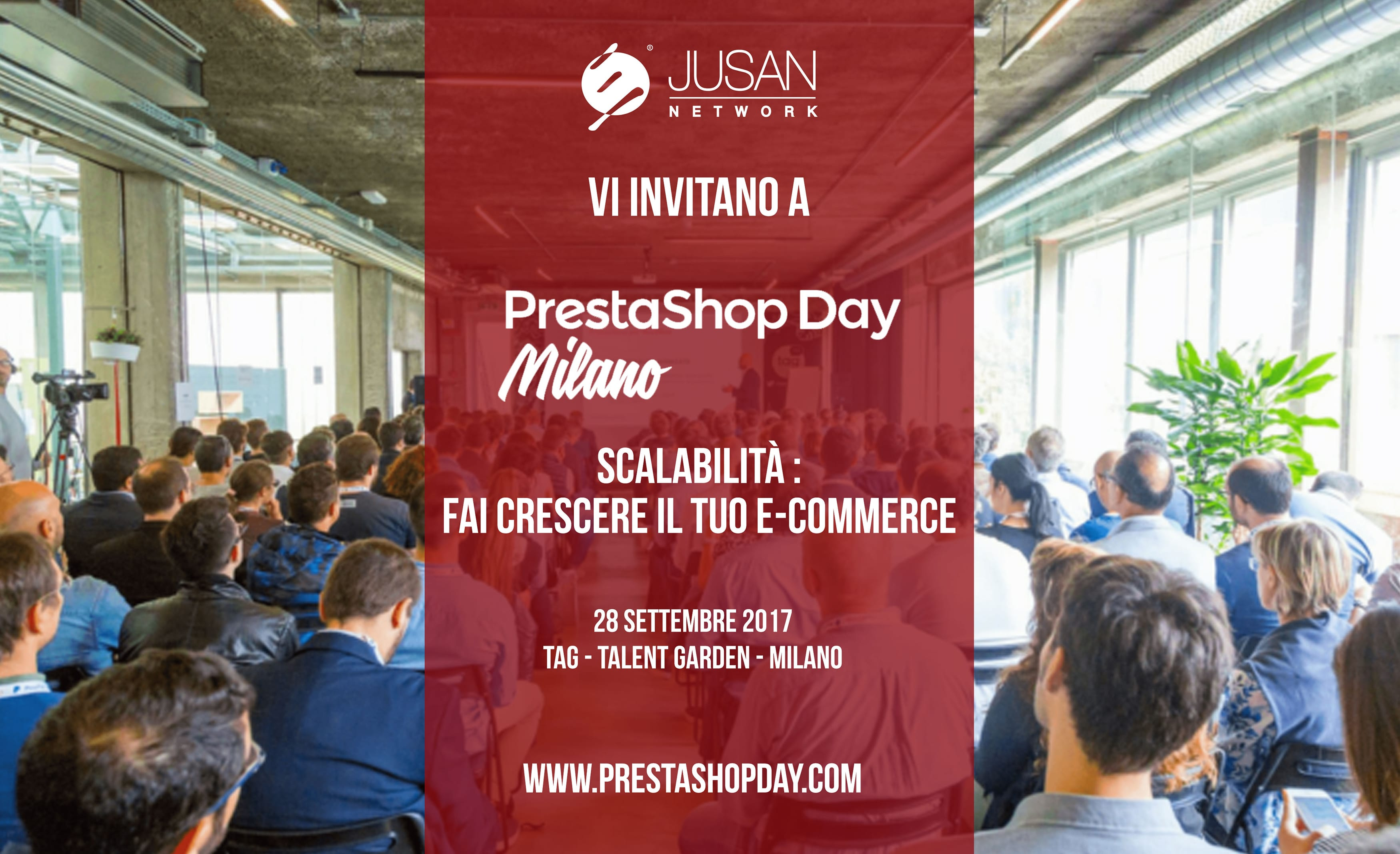 E-commerce Guru al PrestaShop Day 2017
