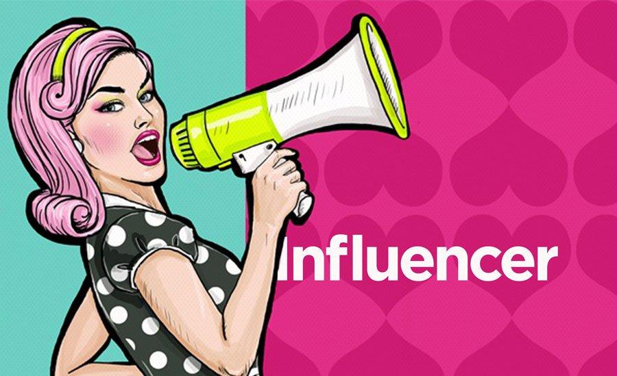 Lavorare con gli Influencers? Seguite questi consigli