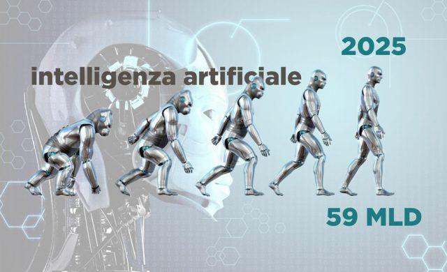 Intelligenza artificiale? Un mercato in espansione