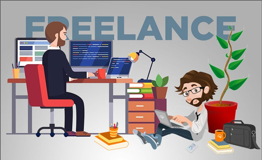 Vantaggi e svantaggi di essere dei Freelance
