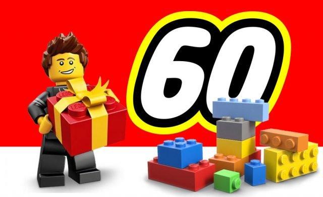 LEGO compie 60 anni