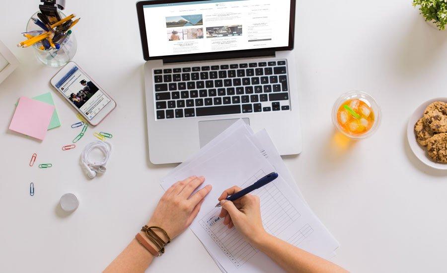 Volete curare il vostro blog? Seguite queste tracce