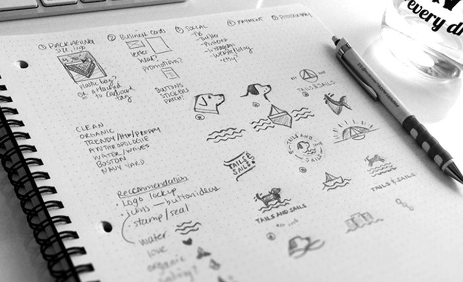 Come creare un logo all'altezza del vostro brand