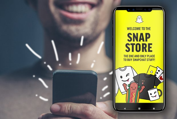 Snap Store: L'ecommerce in-app che salverà Snapchat