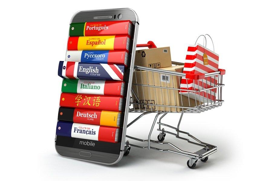 Sito e-commerce multilingua? Ecco perché è importante