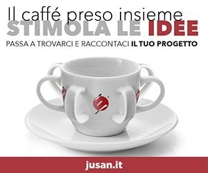 Jusan Network - Prenota il tuo Jusan coffee