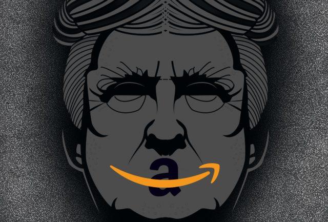 trump guerra amazon ecommerce