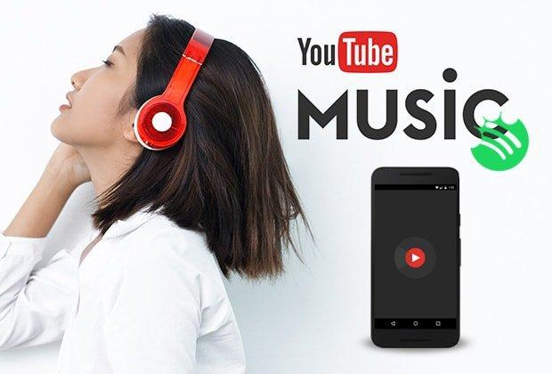 Google-fa-la guerra-a-Spotify- arriva-YouTube-Music-anche-a-pagamento